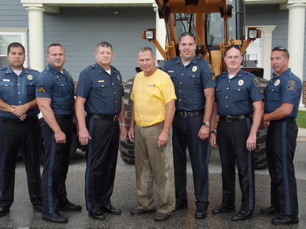 Town of Camden Police Department ALS Ice Bucket Challenge